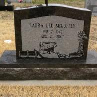 Personalized Headstone