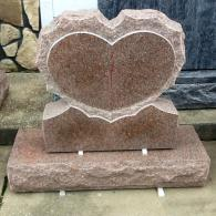 Heart Shaped Monument