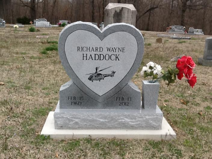 Heart Shaped Headstone Monument Types